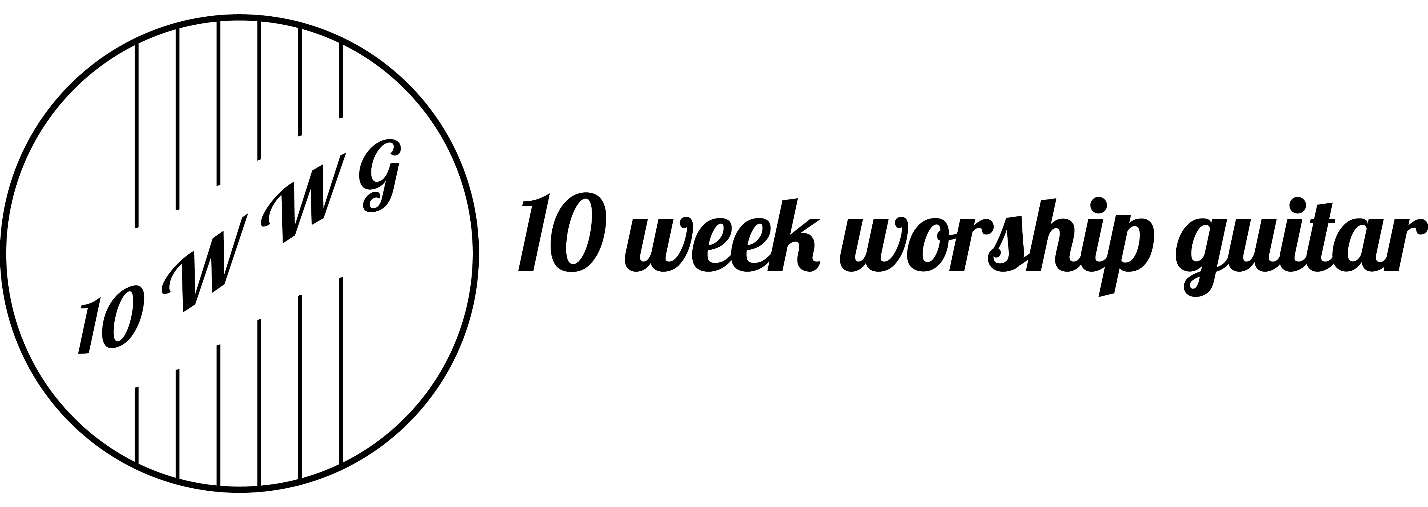 10 Week Worship Guitar