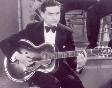 Gibson L5 played by Eddie Lang