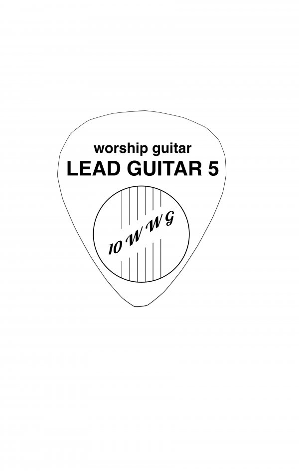 Lead Guitar 5 - from scales to music